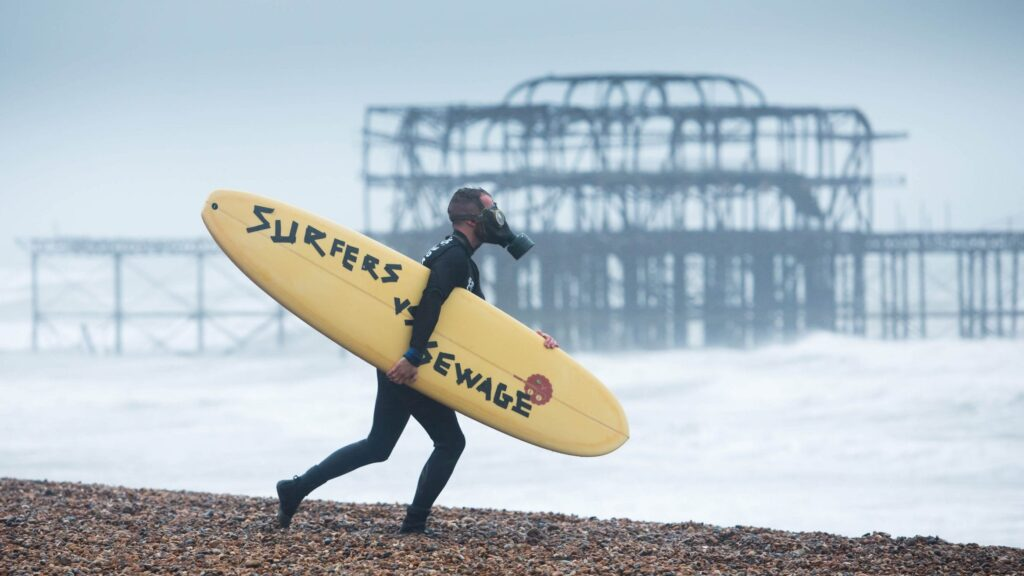 Perfromalytics proud to partner with surfers against sewage